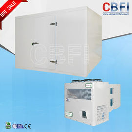 Chiny Frozen Foods Seafood Blast Freezing Process / Meat Blast Freezer Easy Operation fabryka