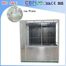 Chiny 5000kg Capacity Plate Ice Machine , Automatic Ice Machine High Production fabryka