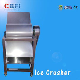 Chiny CBFI Stainless Steel 304 Ice Crusher Machine For Bars / Fast Food Shops fabryka