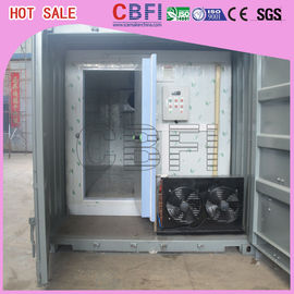 Chiny Stainless Steel Panels Container Cold Room American Copeland Scroll Compressor fabryka