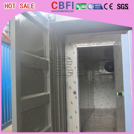 Chiny Fully Automatically Cold Room Containers , Commercial Refrigerated Cargo Containers fabryka