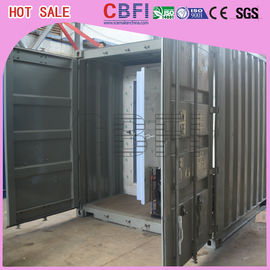 Chiny Movable / Strong Cold Storage Containers Outside Cold Room Without Shed fabryka