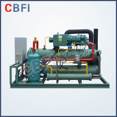 Chiny Fish Quick Frozen Equipment Commercial Blast Freezer 5 Ton Per 8 Hrs For Bangladesh fabryka