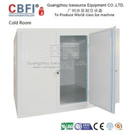 Chiny Energy Saving Walk In Blast Freezer , Industrial Blast Freezer For Fruit / Dairy / Drink fabryka