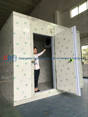 Chiny CE 2 Ton 4 Hrs Commercial Blast Freezer Unit For Chicken Processing Room fabryka