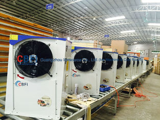 Chiny Industrial Blast Chiller / Freezer And Chiller 380V / 50HZ / 3P Or 220V / 60HZ / 3P fabryka