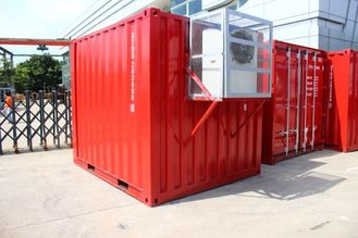 Chiny Temperature Controlled Cold Storage Containers , Freezer Shipping Containers Quick Freezing fabryka